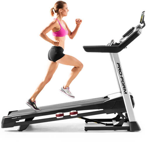 Workout Warehouse Treadmills ProForm Power 1295i  gallery image 3