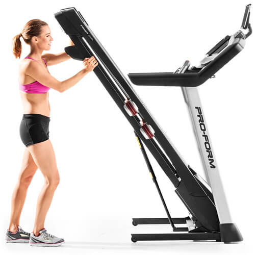 Workout Warehouse Treadmills ProForm Power 1295i  gallery image 5
