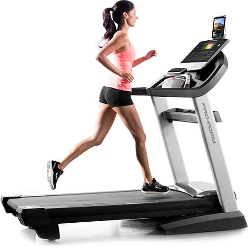 Workout Warehouse Treadmills ProForm Pro 5000