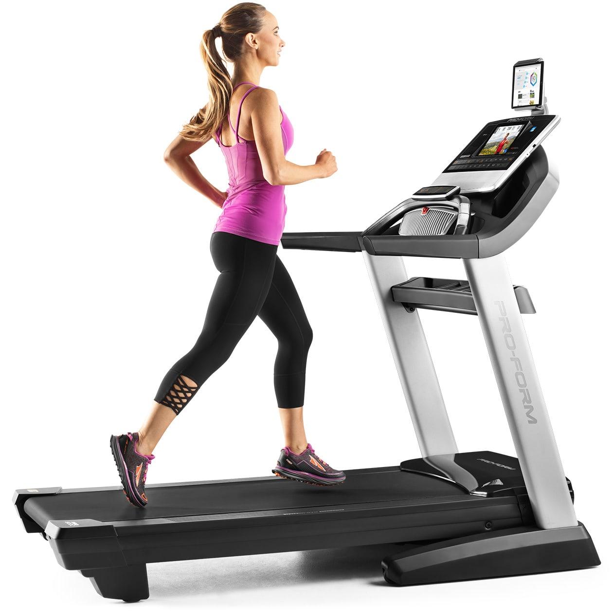 Workout Warehouse Treadmills ProForm Pro 9000