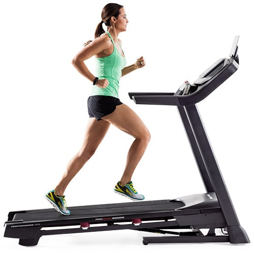 Workout Warehouse Treadmills ProForm Performance 400i  gallery image 4