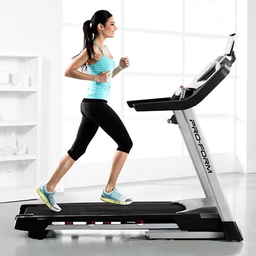 Workout Warehouse Treadmills ProForm 650 LT  gallery image 5