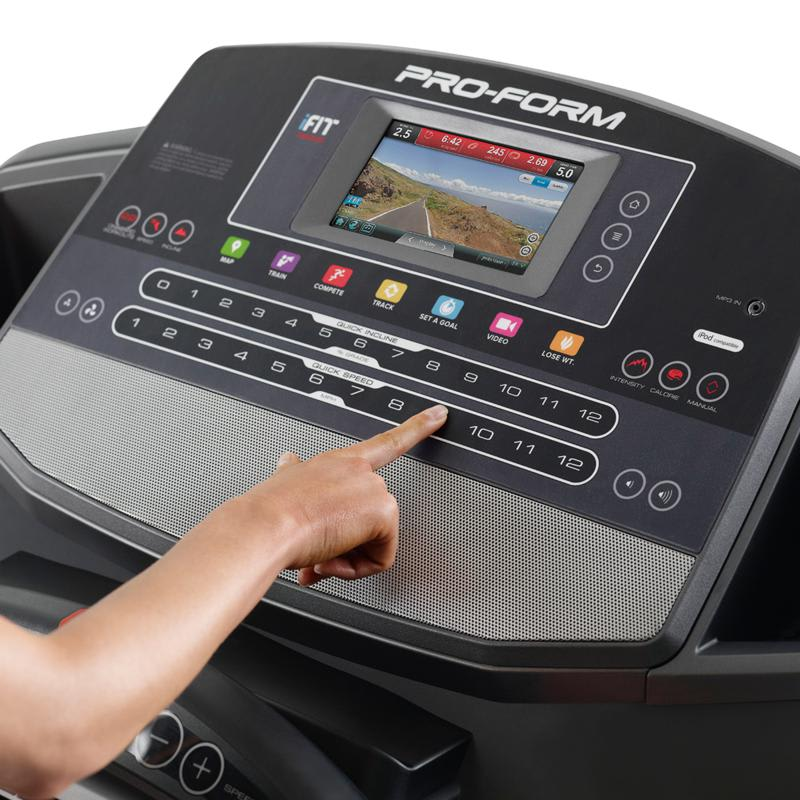 Workout Warehouse Treadmills ProForm Cardio Smart  gallery image 3