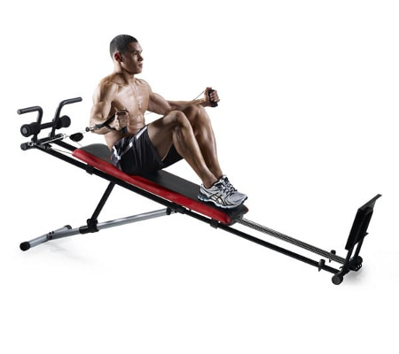 Workout Warehouse Weider Ultimate Body Work Strength Training