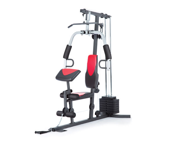Workout Warehouse Strength Training Weider 2980 X Weight System