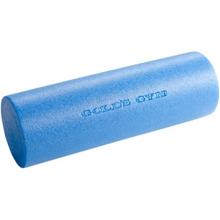 Workout Warehouse Accessories Gold's Gym Foam Roller