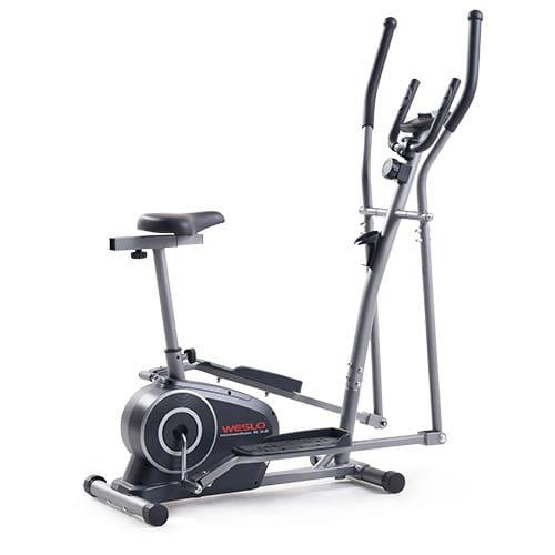 Workout Warehouse Ellipticals Weslo Momentum G 3.2 Hybrid Trainer