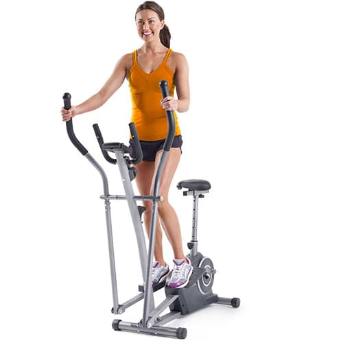 Workout Warehouse Ellipticals Weslo Momentum G 3.2 Hybrid Trainer  gallery image 3
