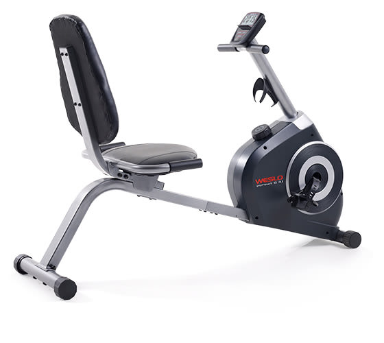 Workout Warehouse Weslo Pursuit G 3.1 Exercise Bikes Weslo Pursuit G 3.1