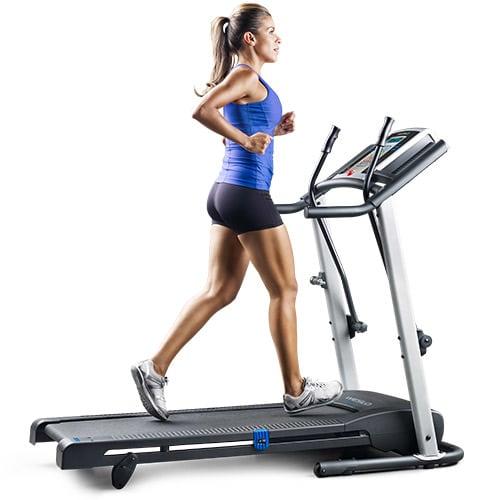 Workout Warehouse Treadmills Weslo CrossWalk 5.2t  gallery image 4