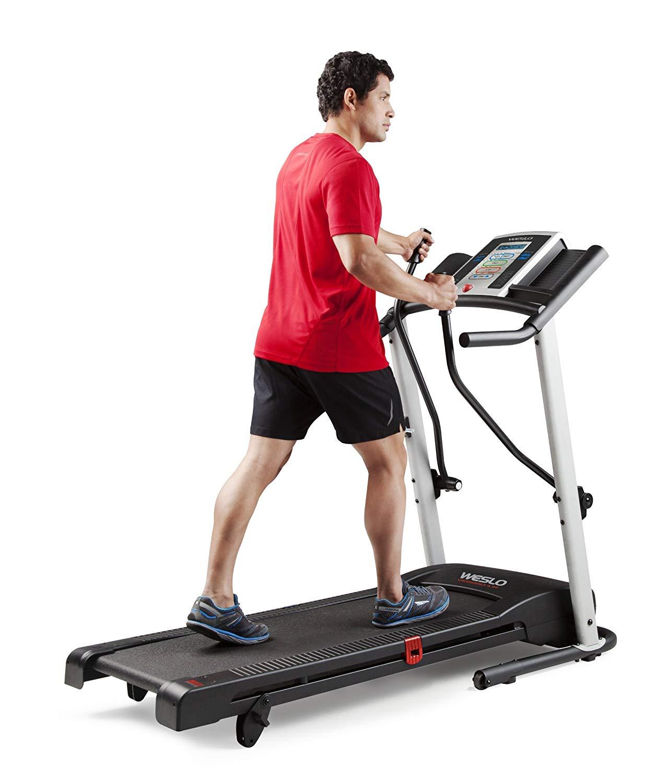 Workout Warehouse Treadmills Weslo Crosswalk G 3.2  gallery image 4
