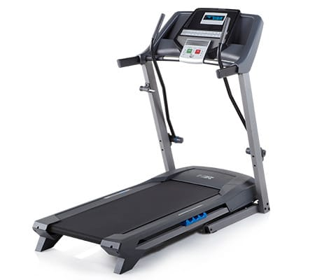 Workout Warehouse Treadmills HealthRider SoftStrider Treadmill