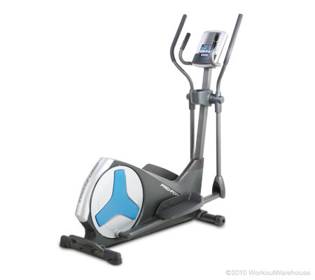 Workout Warehouse Ellipticals ProForm 400 LE