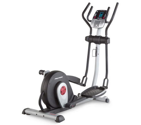 Workout Warehouse Ellipticals ProForm Smart Strider Elliptical