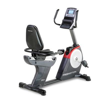 Workout Warehouse Exercise Bikes FreeMotion 310 R Exercise Bike