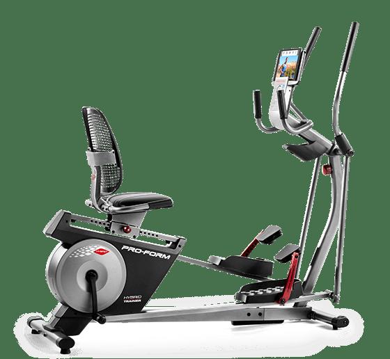 ProForm Hybrid Trainer XT Ellipticals Hybrid Trainer XT