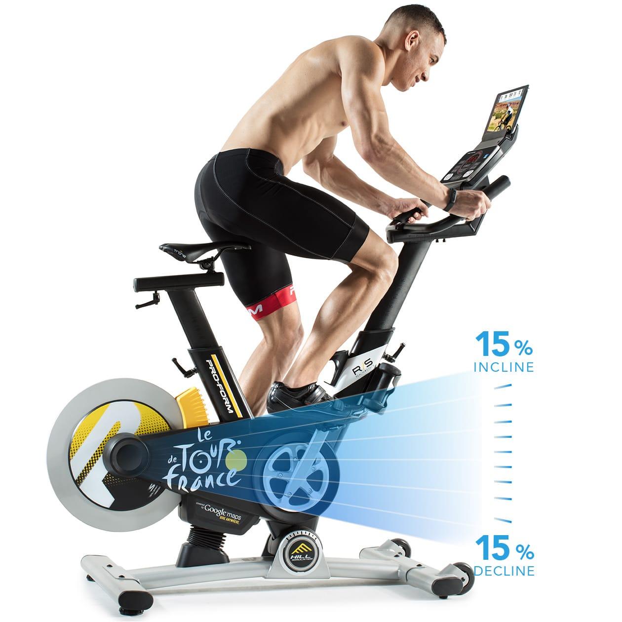 Proform Exercise Bikes TDF Bike  gallery image 6