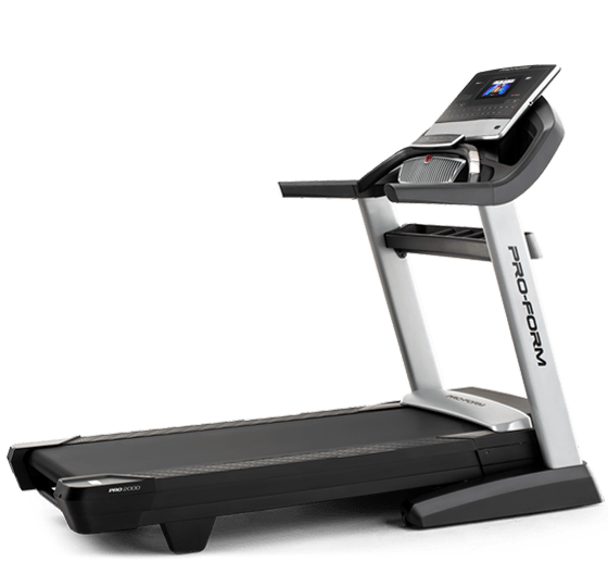 ProForm SMART Pro 2000 Treadmills Main category image for the Pro 2000