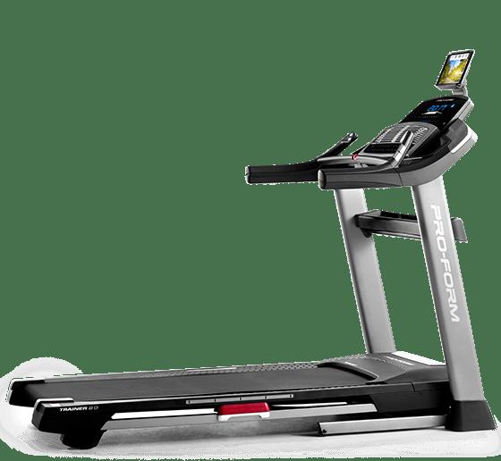 ProForm Trainer 8.0 - Treadmills