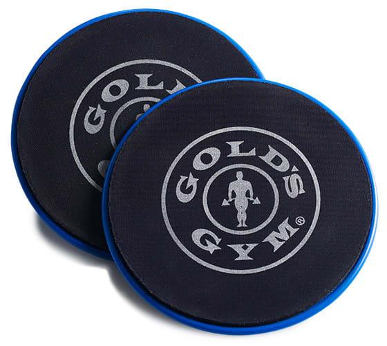 Get Gold's Gym Accessories Power Slide Discs