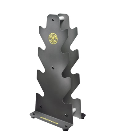 Get Gold's Gym Strength Steel Dumbbell Rack