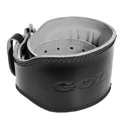 Get Gold's Gym Accessories 4-Inch Weight Lifting Belt L/XL
