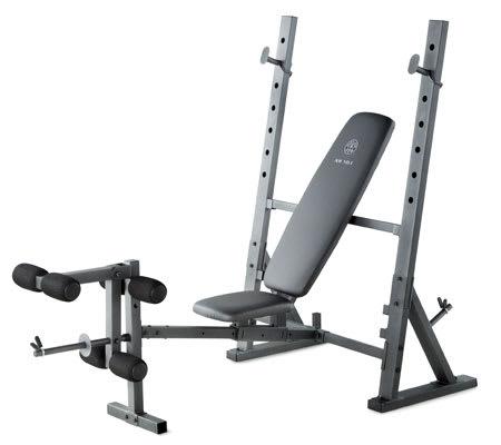 Get Gold's Gym Strength XR 10.1 Bench