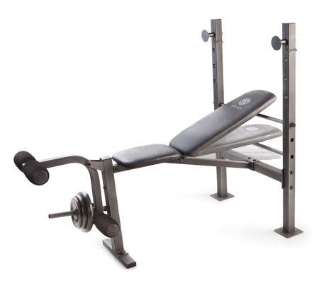 Get Gold's Gym Strength XR 6.1 Bench