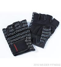 Weider Fitness Classic Mesh Training Glove (M) Accessories