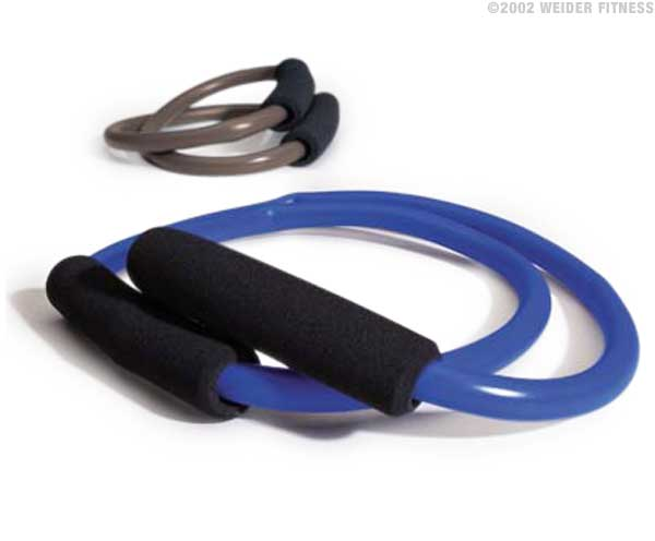 Weider Fitness Accessories Latex Bands