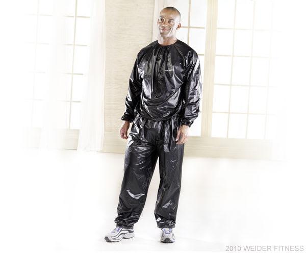 Weider Fitness Accessories Vinyl Reducing Suit