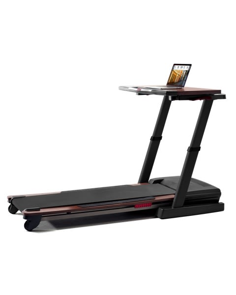 NordicTrack Treadmill Desk Platinum Treadmill Desks
