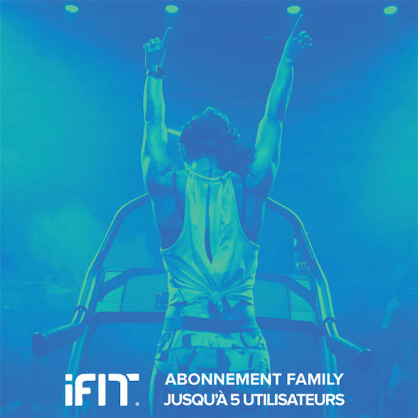 ProForm Abonnement iFit Family 1 an CrossTraining