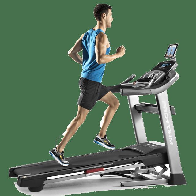 ProForm Treadmills Pro 1000 null