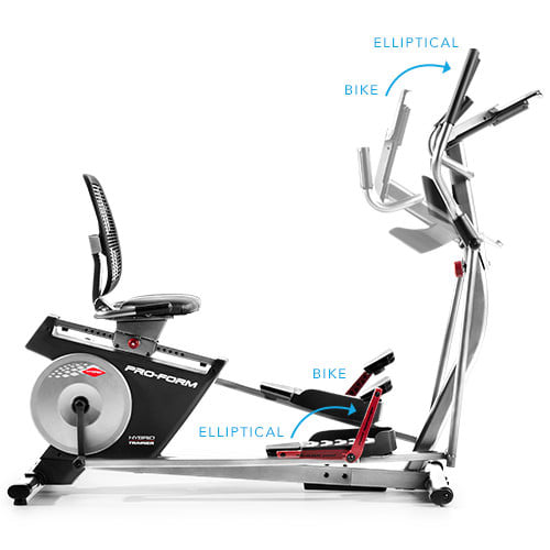 ProForm Ellipticals Hybrid Trainer XT  gallery image 3