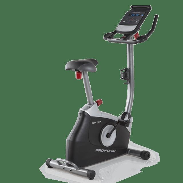 ProForm Exercise Bikes 320 CSX+ null
