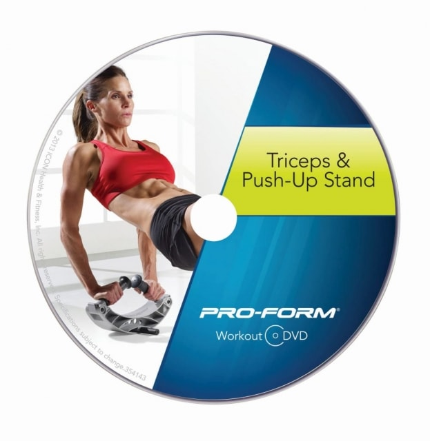 ProForm Archive Triceps and Push-Up Stand null