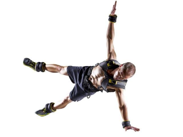 ProForm Cross Training Adjustable Weighted Vest  gallery image 5
