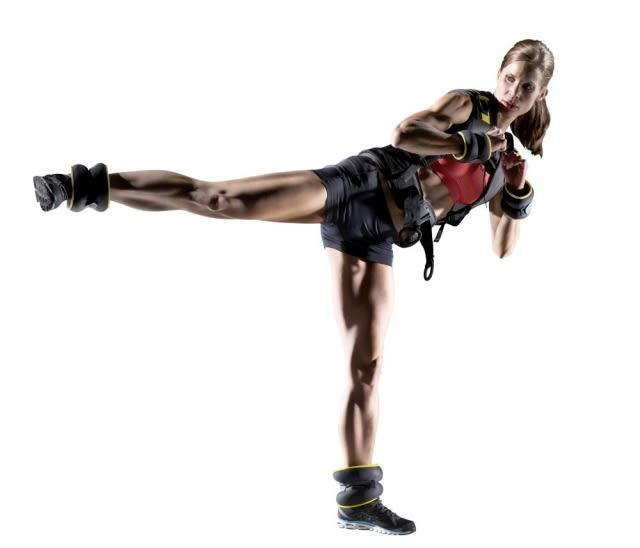 ProForm Cross Training Adjustable Weighted Vest  gallery image 6
