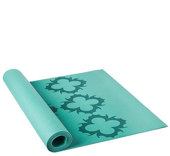 ProForm Lotus™ Alignment Mat-Teal Accessories main category image for the Lotus Alignment Mat - Teal