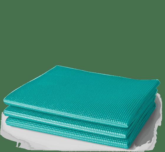 ProForm Lotus™ Folding Yoga Mat-Blue Accessories main category image for the Lotus Folding Yoga Mat - Blue