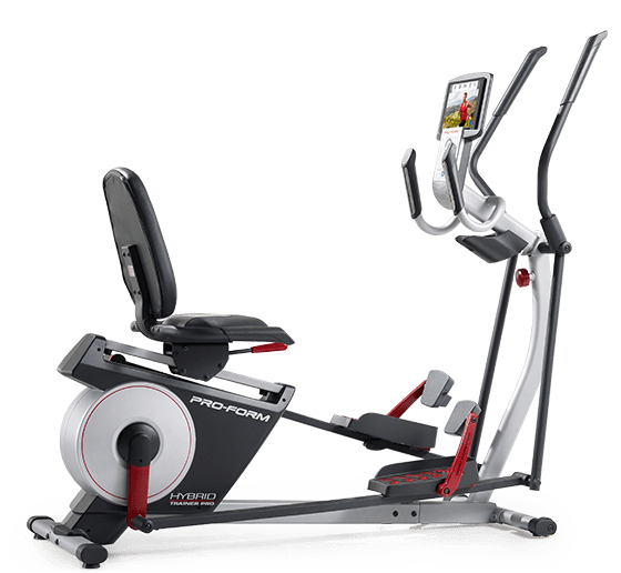 ProForm Hybrid Trainer Pro Hybrid Training main category image for the PFEL05815 Hybrid Trainer Pro