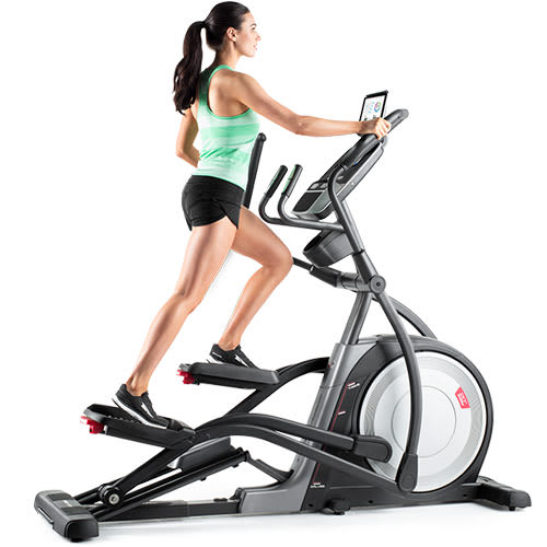 Proform Power Sensitive 7 0 Exercise Bike: The New ProForm Pro 12.9 Elliptical