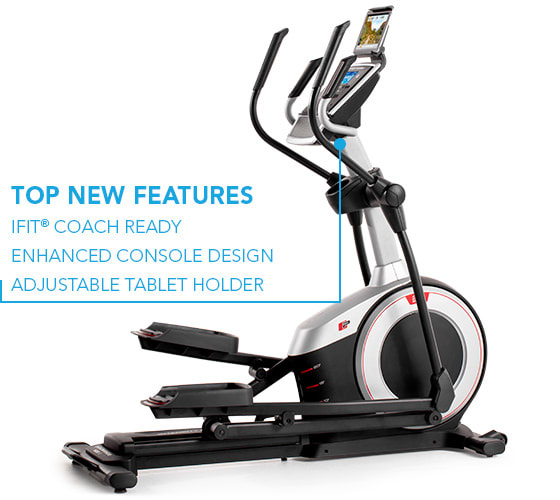 ProForm Endurance 520 E Ellipticals Main category image of elliptical.