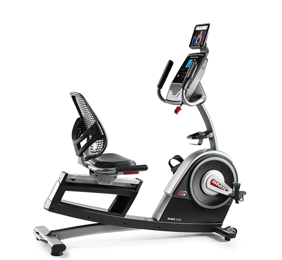 ProForm 440 ES Exercise Bikes main category image for the 440 ES Exercise Bike