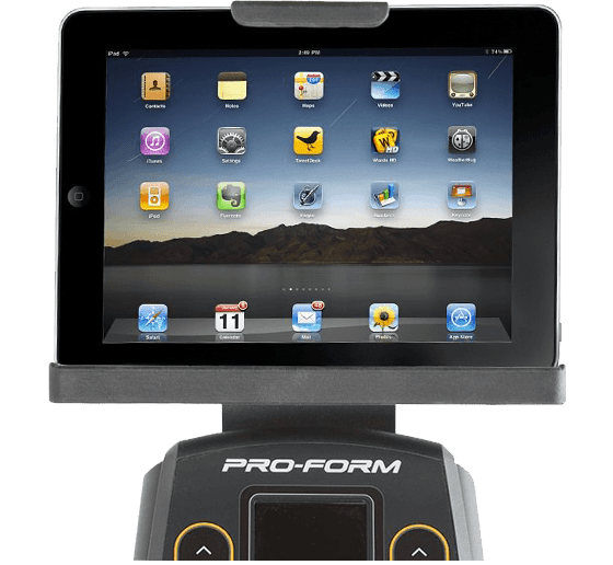 ProForm Shelf For Ipad® TDF ACCESSORIES main category image for the Tablet Shelf Accessory