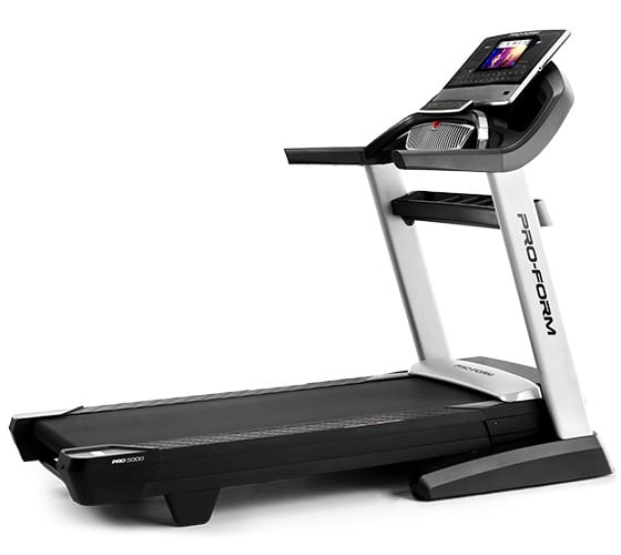 ProForm SMART Pro 5000 Treadmills Cat image of treadmill.