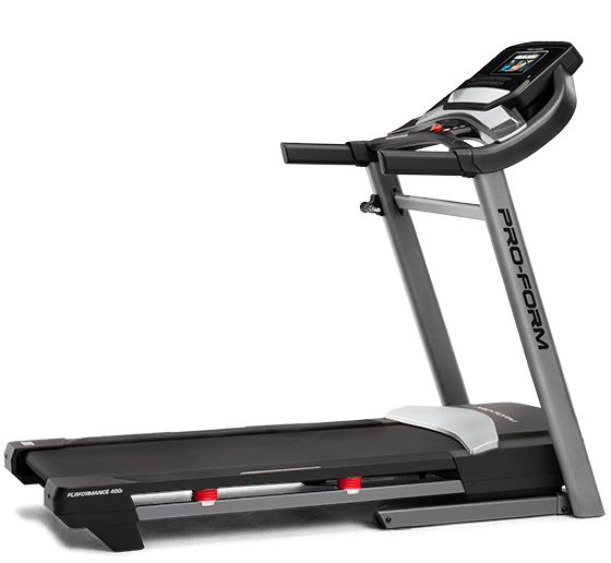 ProForm SMART Performance 400i Treadmills Main category image for the SMART Performance 400i.