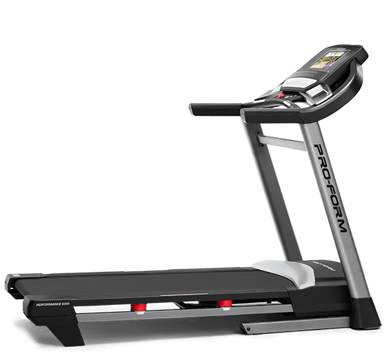 ProForm SMART Performance 600i Treadmills main category image for the Performance 600i Treadmill