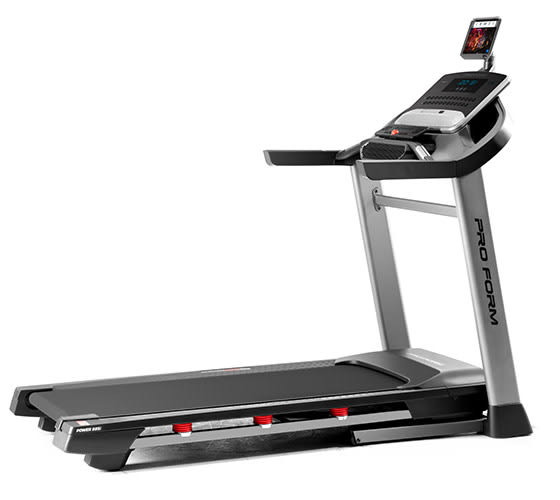 ProForm SMART Power 995i Treadmills Main cat image of treadmill.
